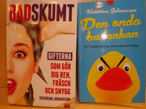 Böcker av Katarina Johansson