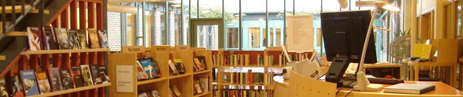 Sannarps bibliotek – onödigt bra