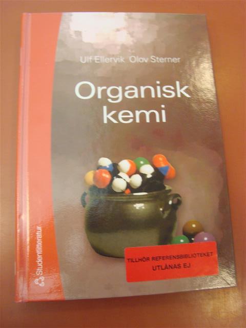 Ellervik Sterner Organisk kemi