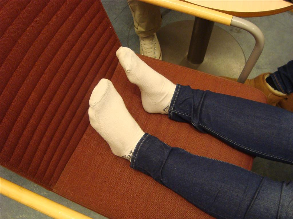 Rätt fötter 2